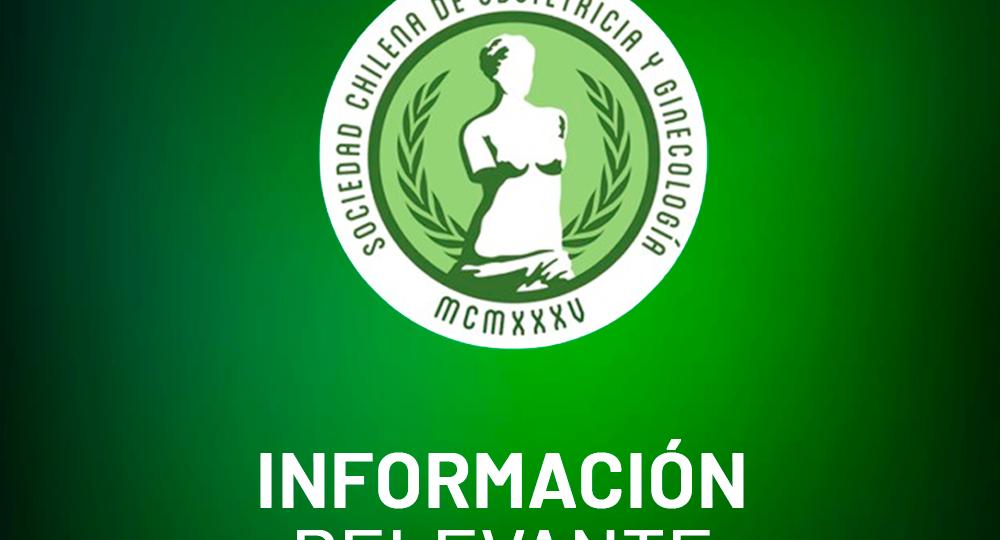 Informacion relevante